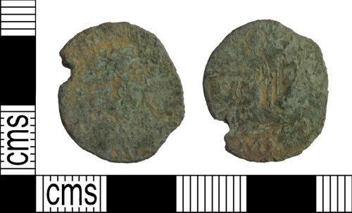 WILT-0BC8A1: Roman Radiate