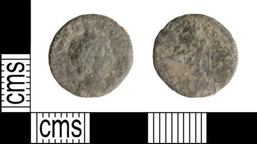 WILT-1DFD03: Roman Nummus