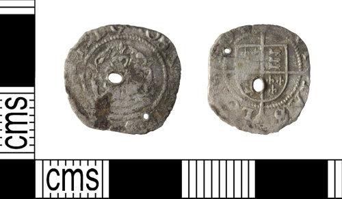 WILT-3FBB27: Post Medieval Penny
