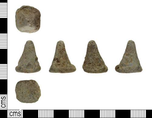 A resized image of Medieval Gaming Piece