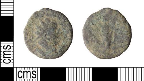 WILT-72F2B6: Roman Radiate