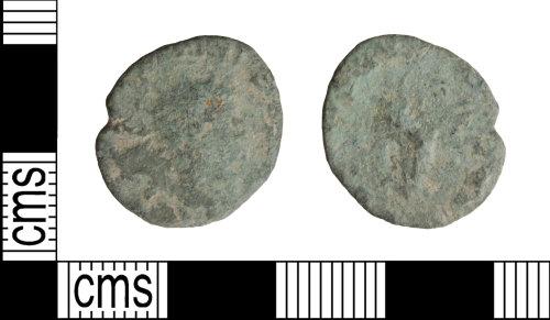 A resized image of Roman Radiate
