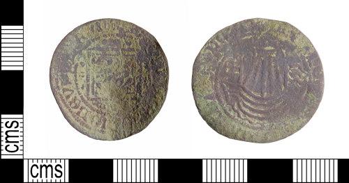 WILT-7FA1B2: Medieval Jetton