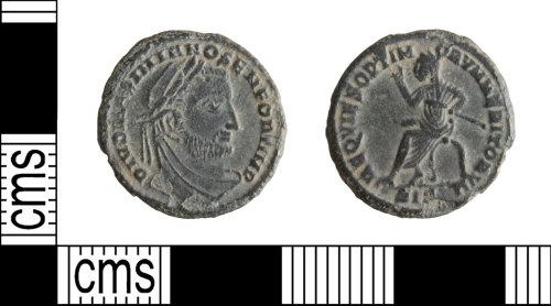 A resized image of Roman Half-Nummus