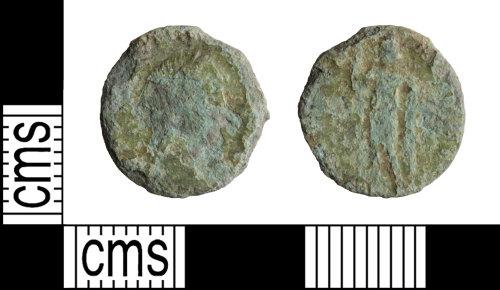 WILT-B663FC: Roman Nummus