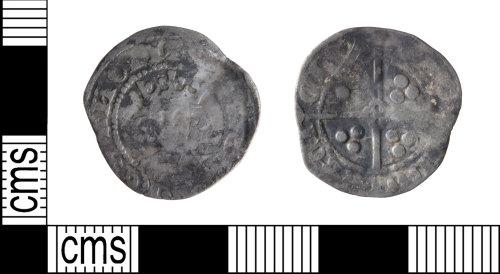 WILT-C8C1AD: Medieval Penny