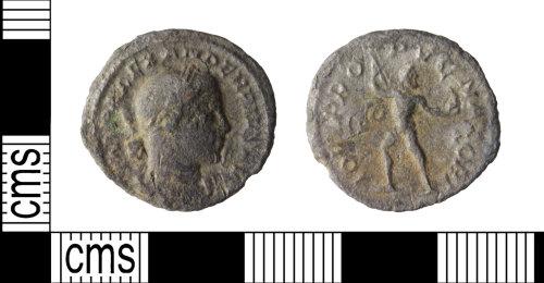 WILT-C8D886: Severus Denarius