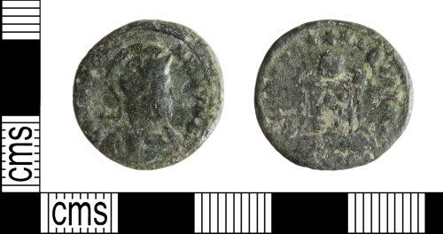 WILT-F91322: Roman Nummus