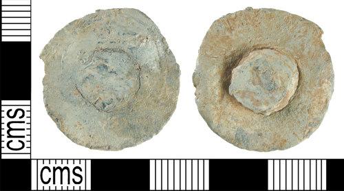 HAMP-1D79C0: Post Medieval Cloth Seal
