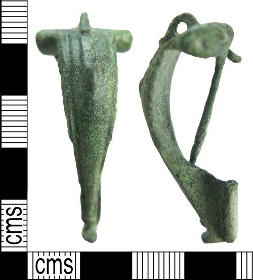 HAMP-4BD1D8: Polden Hill brooch