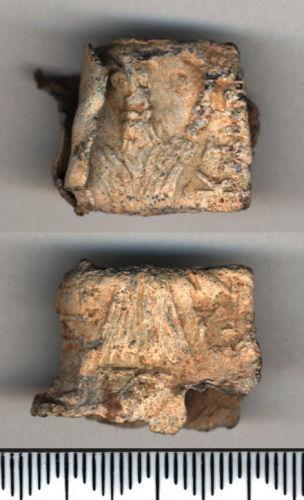 SF9179: Medieval pilgrim badge