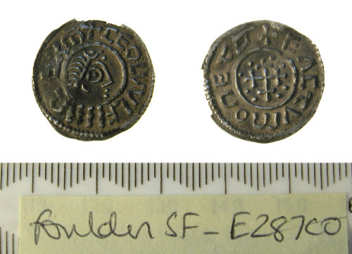 SF-E287C0: Early medieval penny
