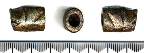 A resized image of Medieval vessel fragment