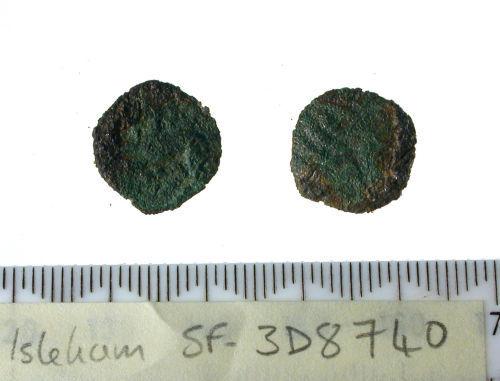 SF-3D8740: coin