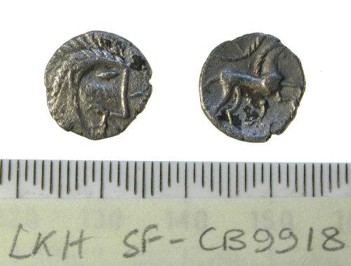 SF-CB9918: Iron Age unit of Iceni