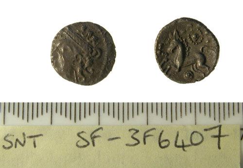 SF-3F6407: Iron Age coin