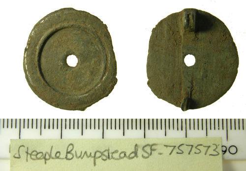 SF-757573: Roman plate brooch