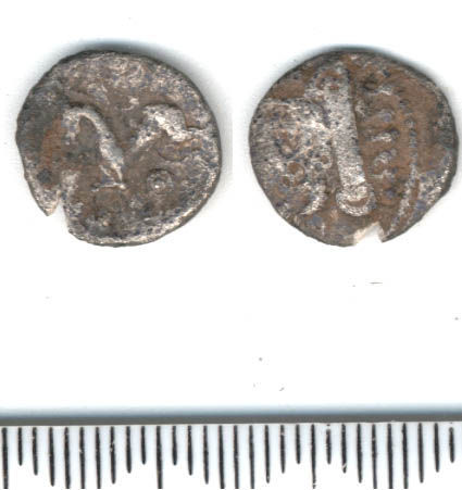 SF-E90355: Iron Age coin