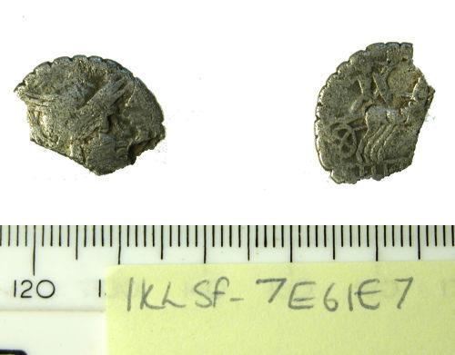 SF-7E61E7: Roman republic denarius