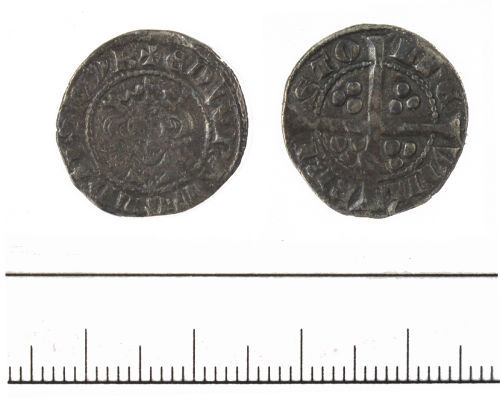 DUR-A78994: Edward penny Bristol mint- DUR-A78994