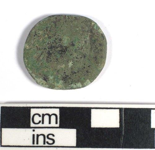 LANCUM-B8A281: Roman coin