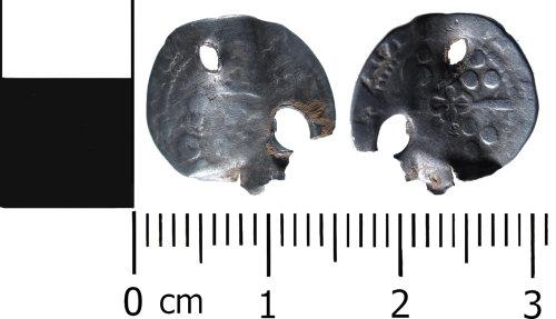 HESH-6639E1: Medieval Coin: Penny of Edward III to Richard III