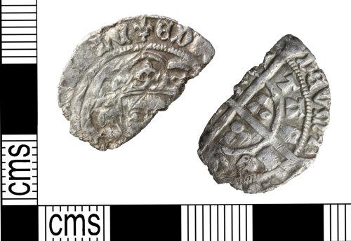 WILT-C4E0A4: Medieval: Groat, Edward VI
