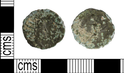 WILT-C01938: Roman Coin : Barbarous radiate, Uncertain Ruler