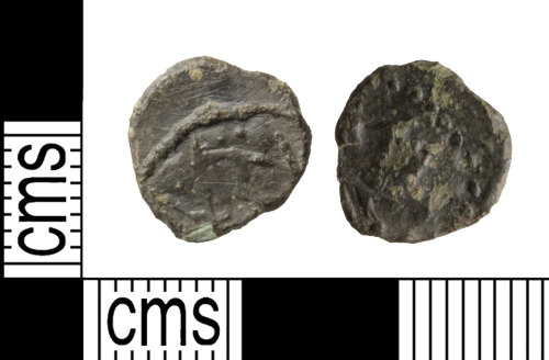 WILT-BFC4B9: Roman Coin : Barbarous radiate, Uncertain Ruler