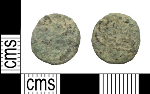 WILT-BFB620: Roman Coin : Barbarous radiate, Uncertain Ruler