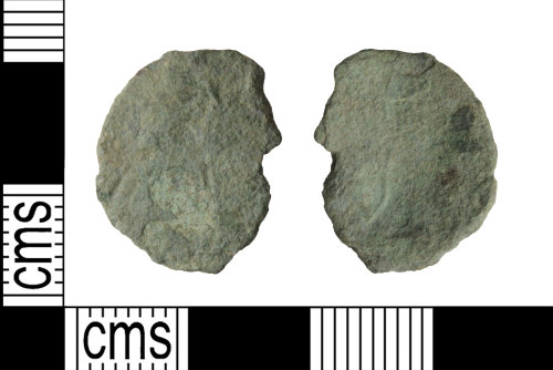 WILT-BEF2F5: Roman Coin : Barbarous radiate, Uncertain Ruler