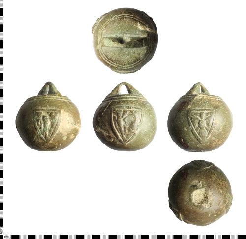 WILT-C4C051: Medieval: Steelyard weight