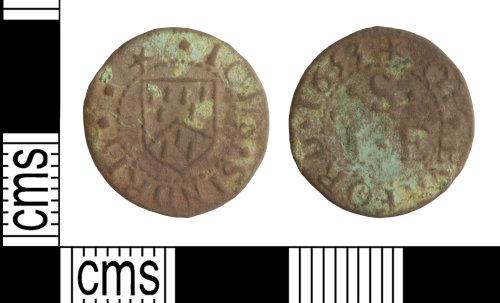 WILT-8389AD: Post medieval: Token