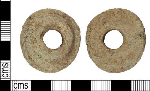 WILT-EE5118: Medieval: Lead weight
