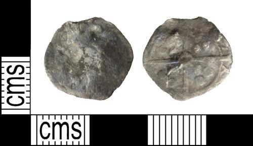 WILT-4DD883: Medieval: Penny, uncertain ruler