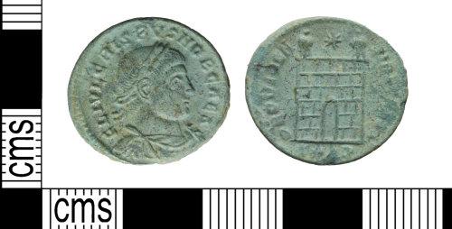 WILT-B82FA3: Coin: Roman nummus, House of Constantine