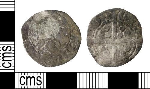 WILT-4FA16B: Medieval: Penny, Edward I