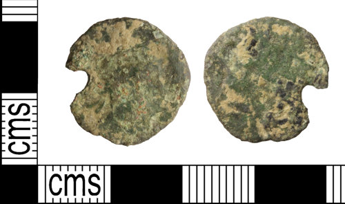 WILT-A7822C: Coin: Nummus, possibly House of Constantine