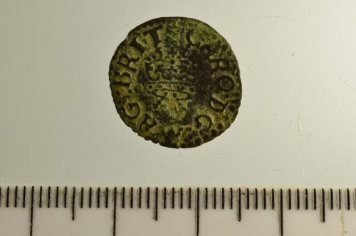 PUBLIC-9D76D4: Post Medieval Coin: Farthing of Charles I