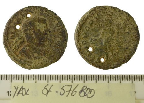 SF-576B0D: Coin