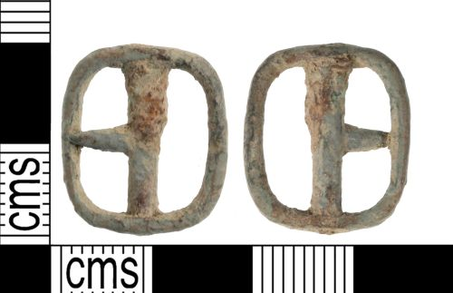 PUBLIC-86E3D4: Medieval to Post Medieval Buckle