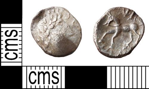 BERK-9C26EA: Iron Age coin