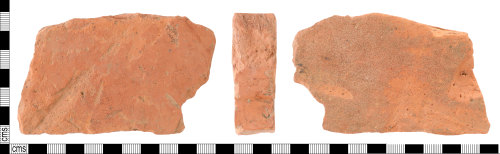 BERK-A5C6D5: Roman floor tile