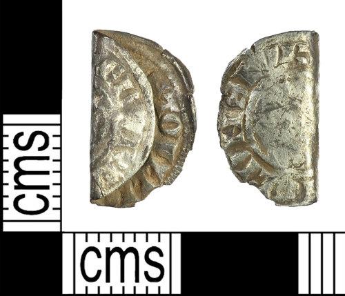 BERK-DFDDAA: Medieval coin: Edward I penny