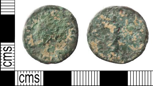 BERK-E0935C: Roman coin