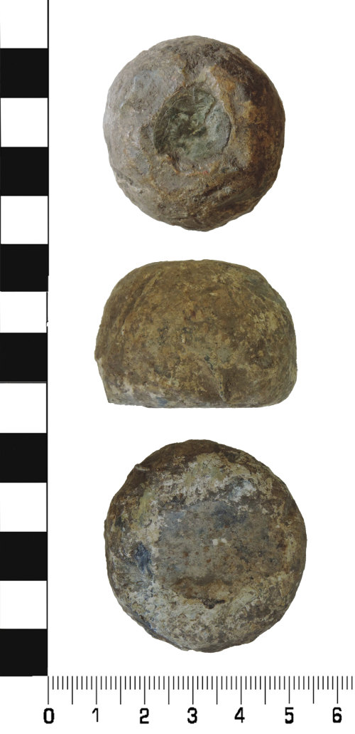 DENO-FC3487: Early medieval weight