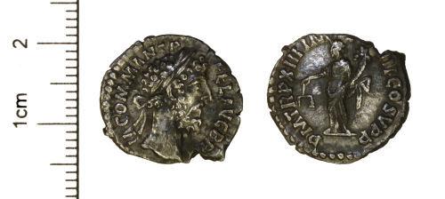 CAM-2EDF46: Roman Coin : Denarius