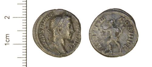 CAM-2FEB36: Roman Coin : Denarius