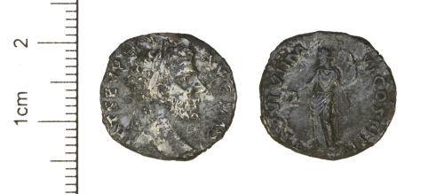 CAM-301115: Roman Coin : Denarius