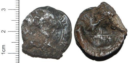 CAM-58D133: Silver Coin Hoard, Henry VII to Elizabeth I.